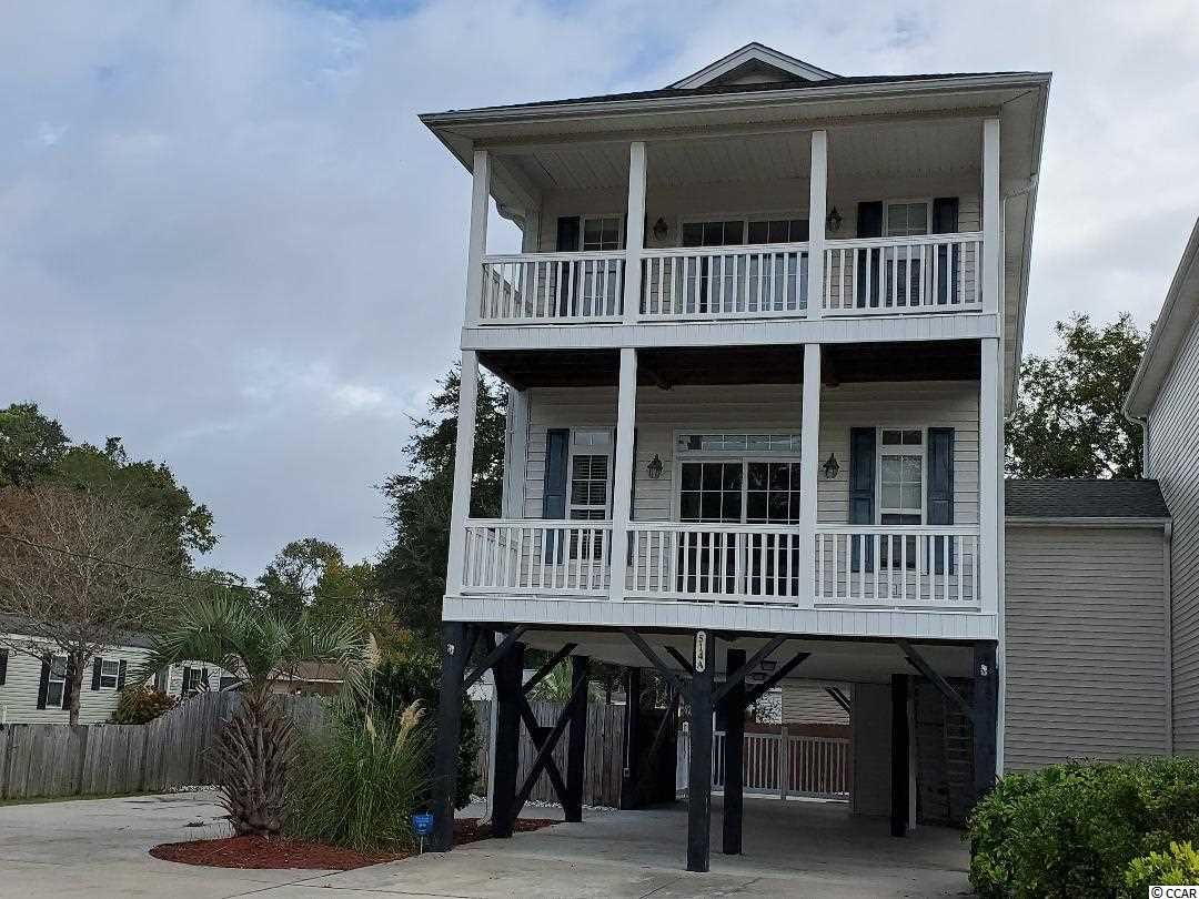 514A Woodland Dr., Garden City Beach, SC, 29576, Woodland Commons Home For Sale