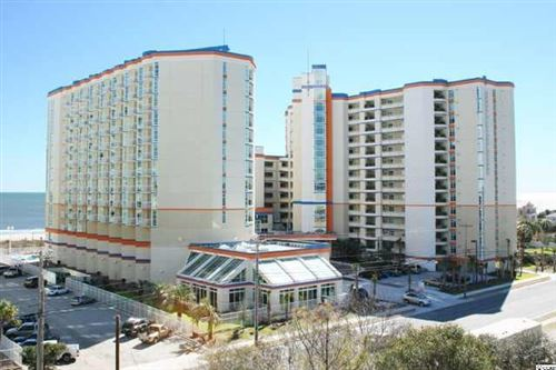 Photo of 5200 N Ocean Blvd. #156, Myrtle Beach, SC 29577 (MLS # 1504478)
