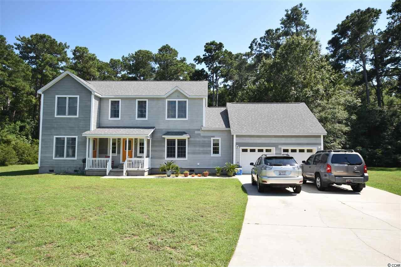 119 Colonial Ct., Pawleys Island, SC, 29585,  Home For Sale
