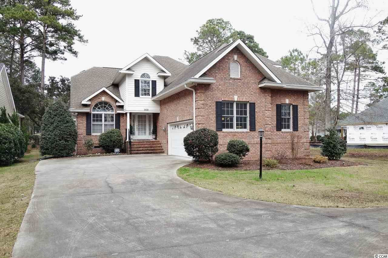 160 Crooked Gulley Circle, Sunset Beach, NC, 28468, Sea Trail Plantation Home For Sale