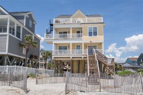 Photo of 537 S Waccamaw Drive, Garden City Beach, SC 29576 (MLS # 1813480)