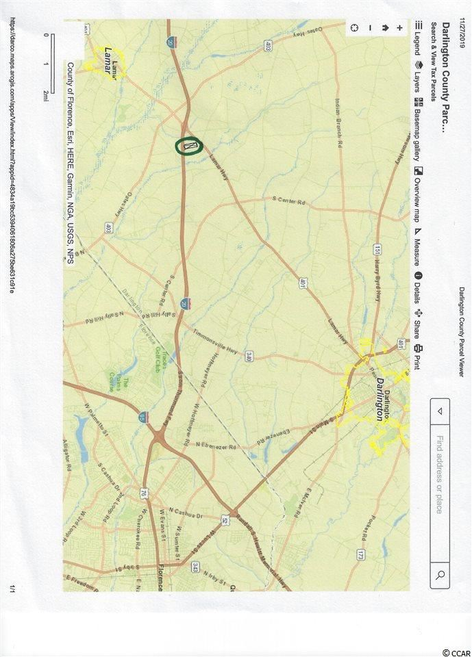 tbd Lamar Hwy., Timmonsviile, SC, 29161, Not within a Subdivision Home For Sale