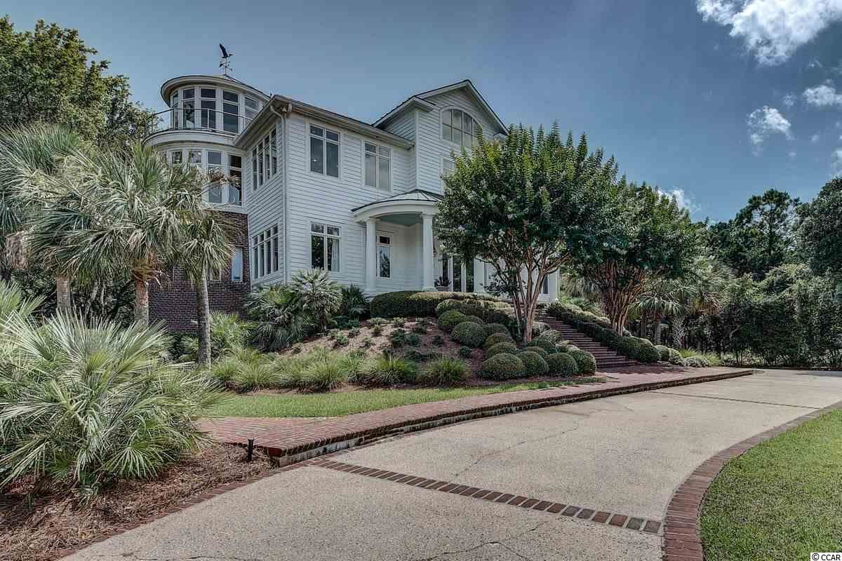 304 Ocean Green Dr., Georgetown, SC, 29440, Debordieu Colony Home For Sale