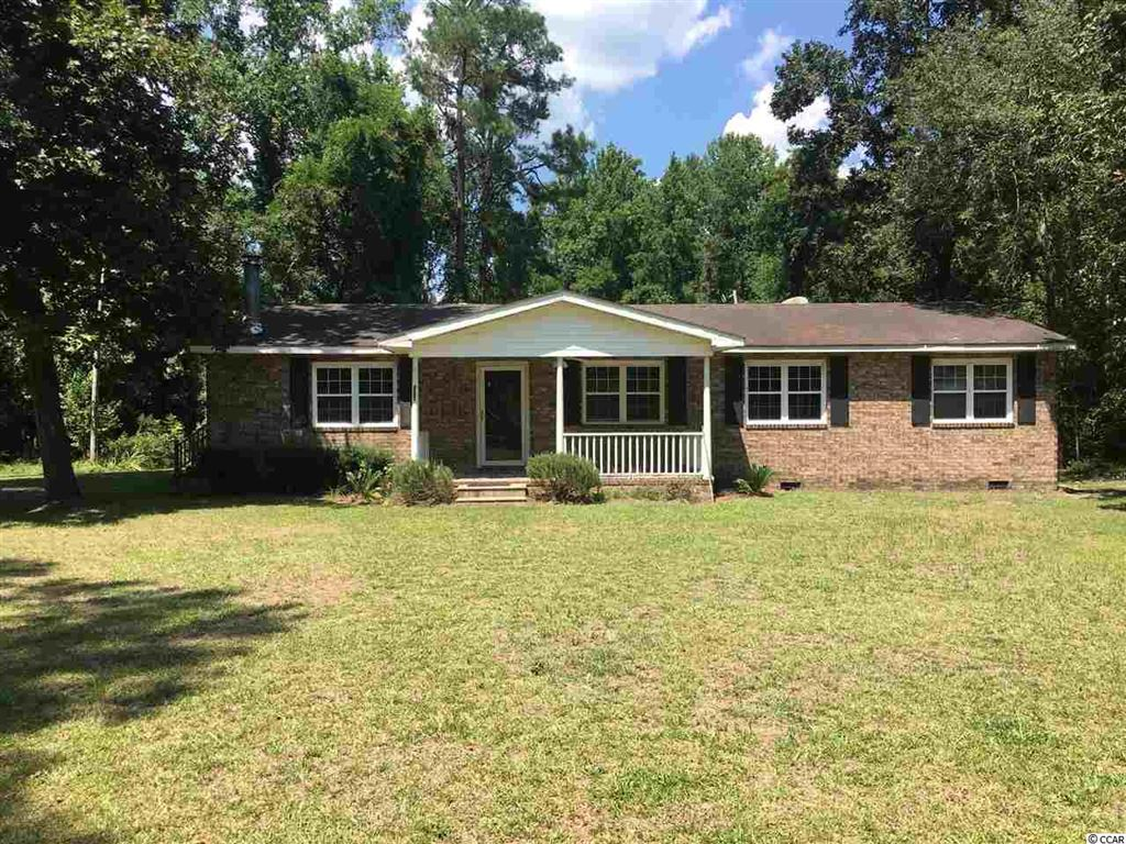 502 S Persimmon Ford Rd., Johnsonville, SC, 29555,  Home For Sale