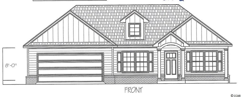 1254 Pinetucky Dr., Galivants Ferry, SC, 29544, Not within a Subdivision Home For Sale