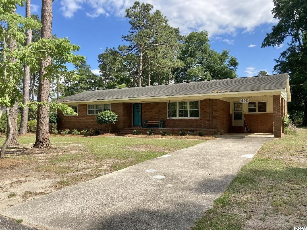 405 Witherspoon Rd., Kingstree, SC, 29556, Outside of Horry & Georgetown  Home For Sale