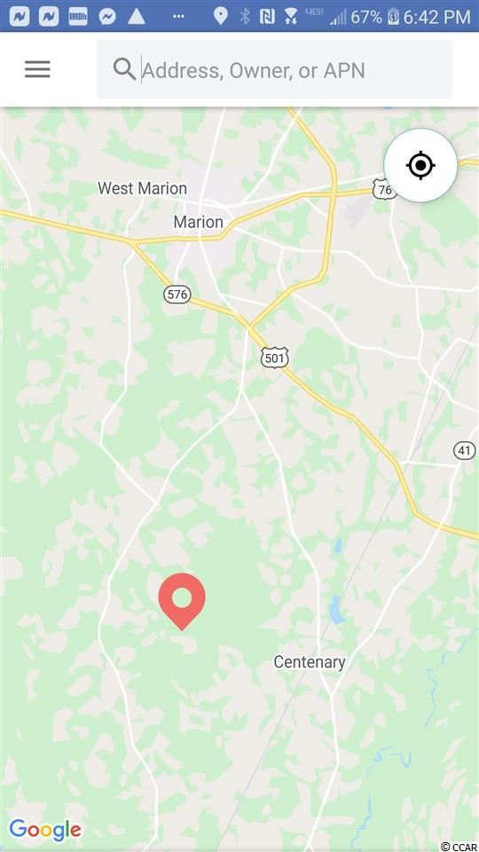 TBD 10th Ave., Marion, SC, 29571, Not within a Subdivision Home For Sale