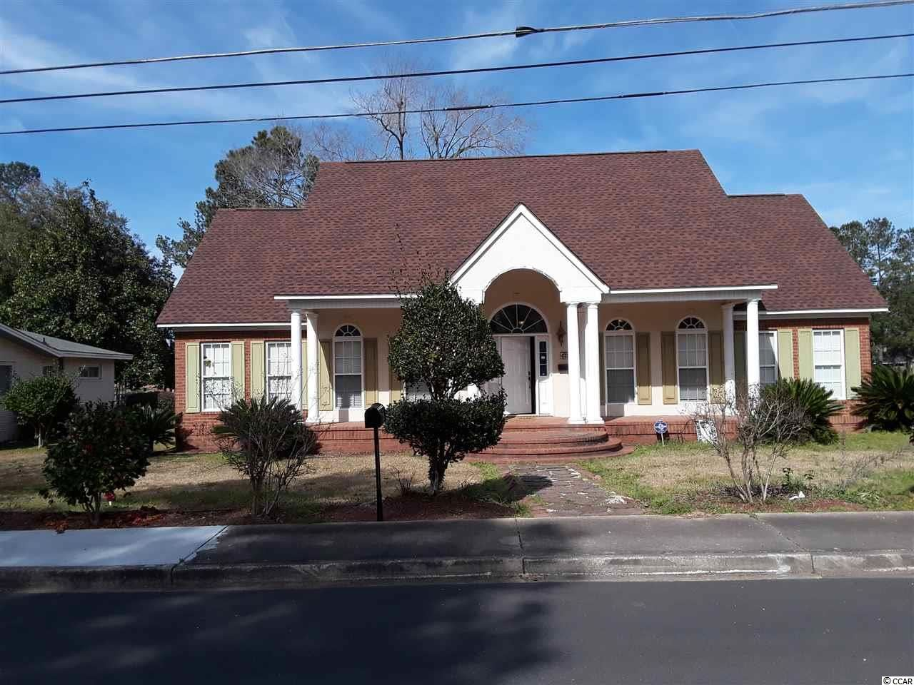 735 St. John St., Kingstree, SC, 29556, Not within a Subdivision Home For Sale