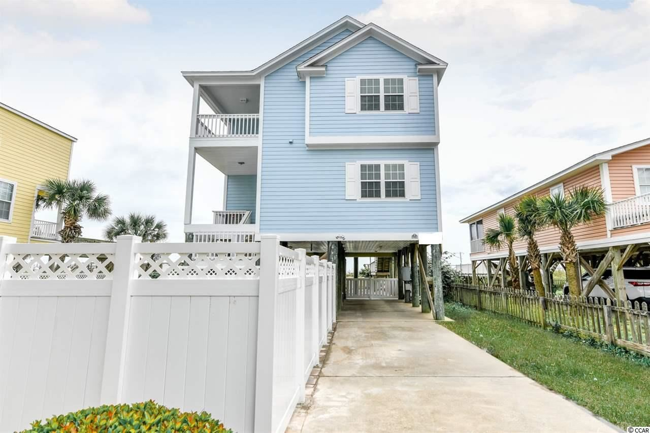 613B S Ocean Blvd., Surfside Beach, SC, 29575, North Garden City Home For Sale