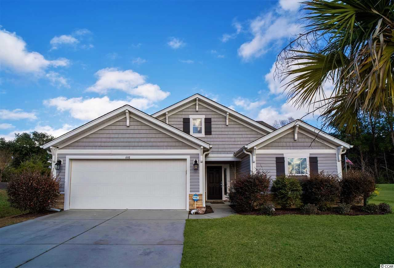 698 Iredel Ct., Calabash, NC, 28467, Berkshire At Spring Mill Plant Home For Sale