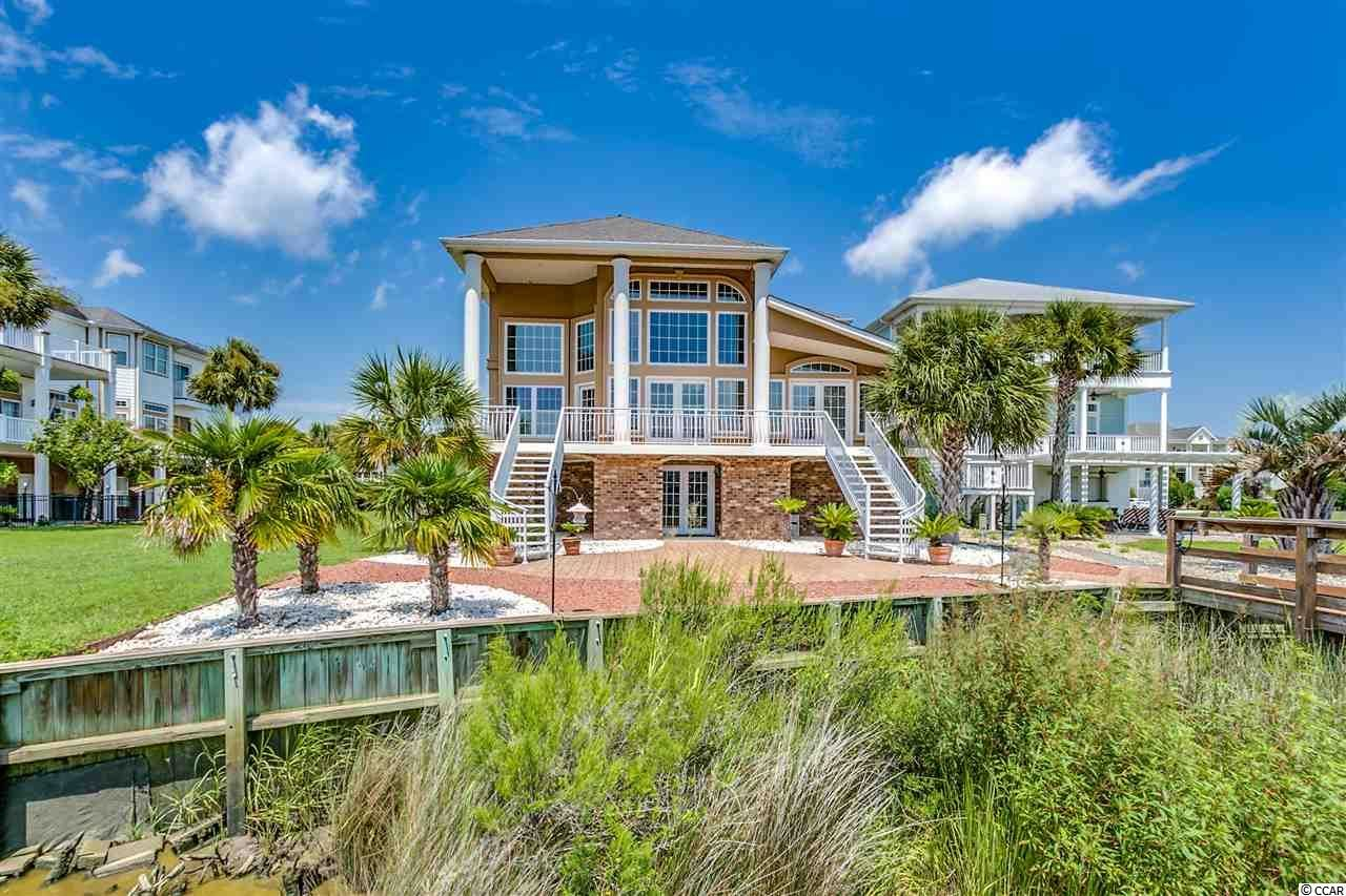 4840 Williams Island Dr., Little River, SC, 29566, Paradise Island Home For Sale