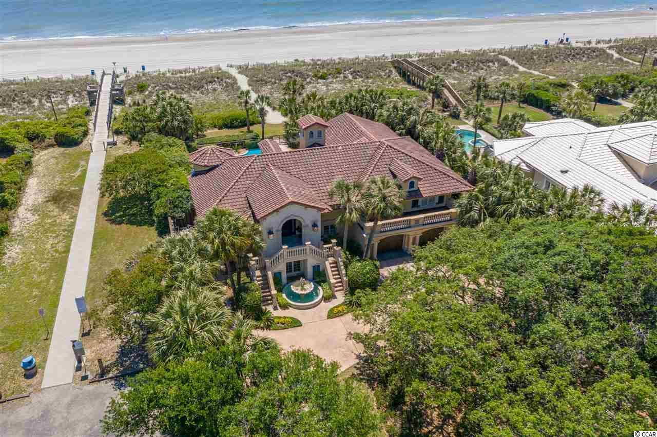 4504 N Ocean Blvd., Myrtle Beach, SC, 29577, Oak Park Home For Sale