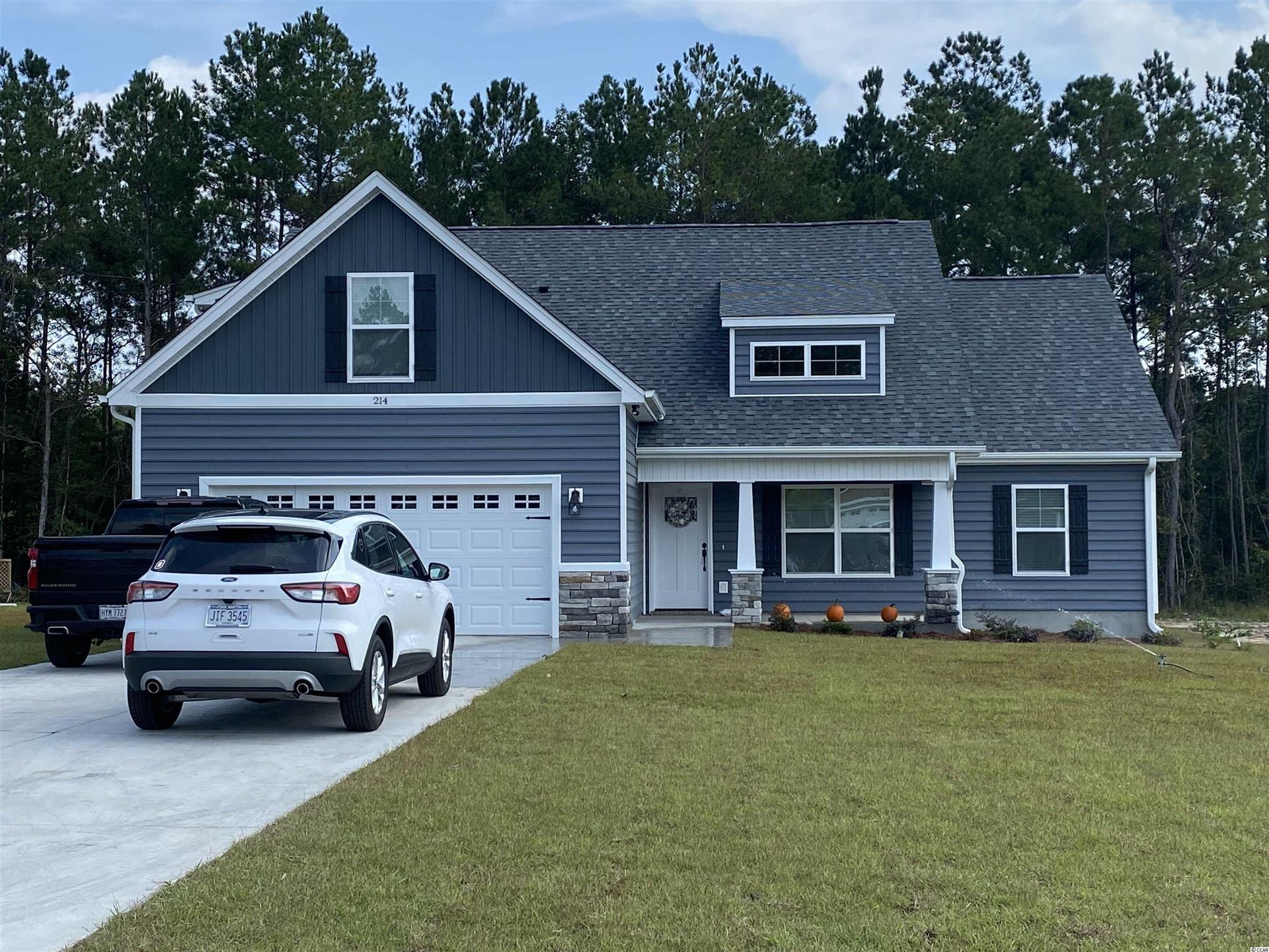 214 Penn Circle, Galivants Ferry, SC, 29544, Brunson Springs Home For Sale