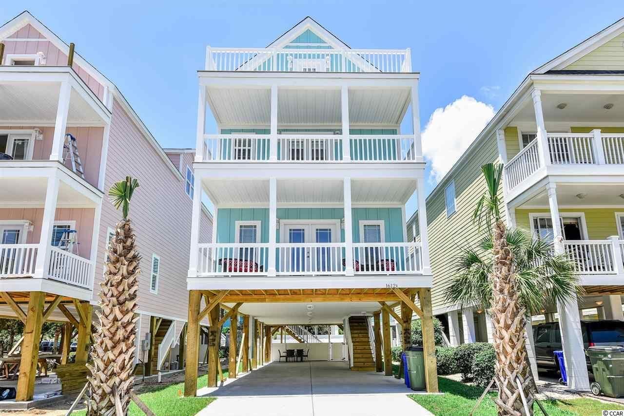 1612-A S Ocean Blvd., Surfside Beach, SC, 29575, Ocean Pines Home For Sale