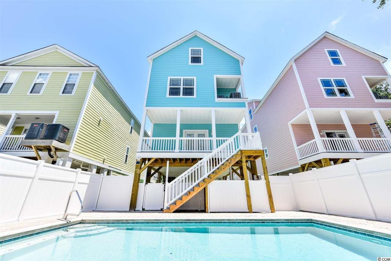 1612-B S Ocean Blvd., Surfside Beach, SC, 29575, Ocean Pines Home For Sale