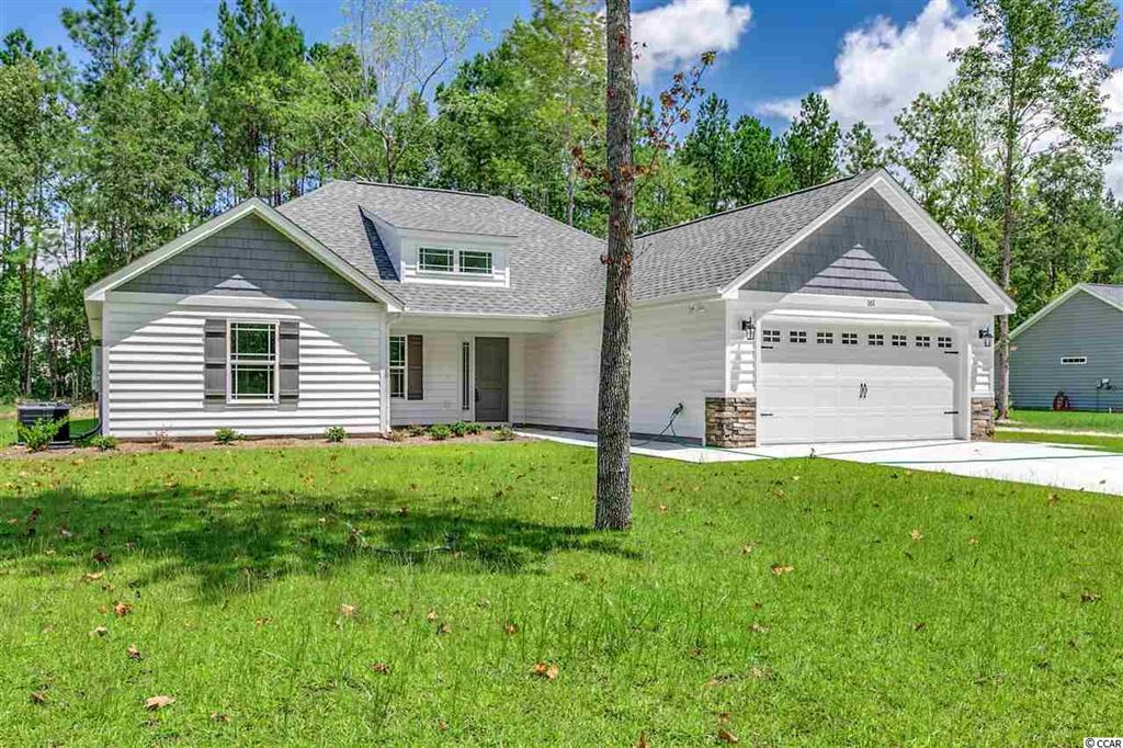 161 Penn Circle, Galivants Ferry, SC, 29544, Brunson Springs Home For Sale