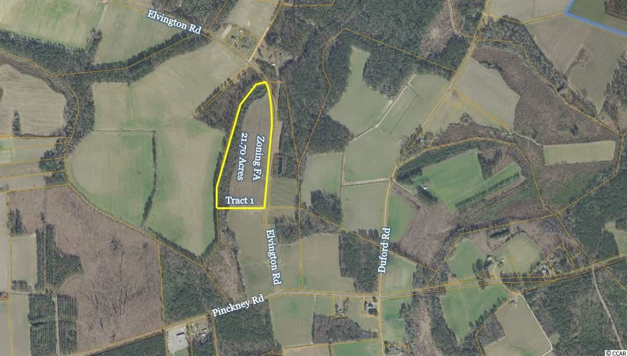 TBD Elvington Rd., Nichols, SC, 29581, Not within a Subdivision Home For Sale