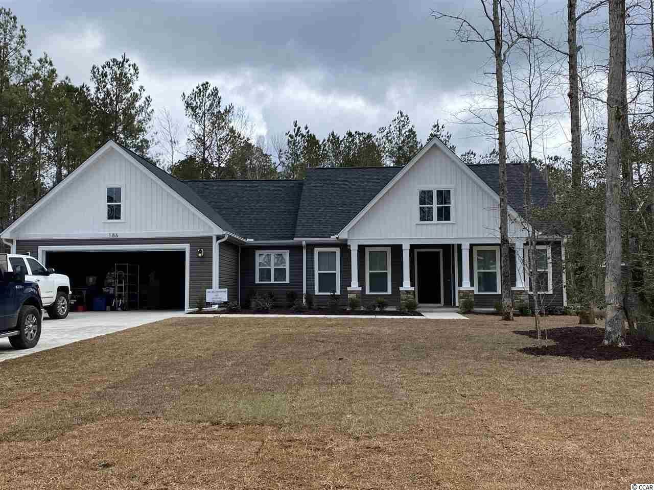 186 Penn Circle, Galivants Ferry, SC, 29544, Brunson Springs Home For Sale