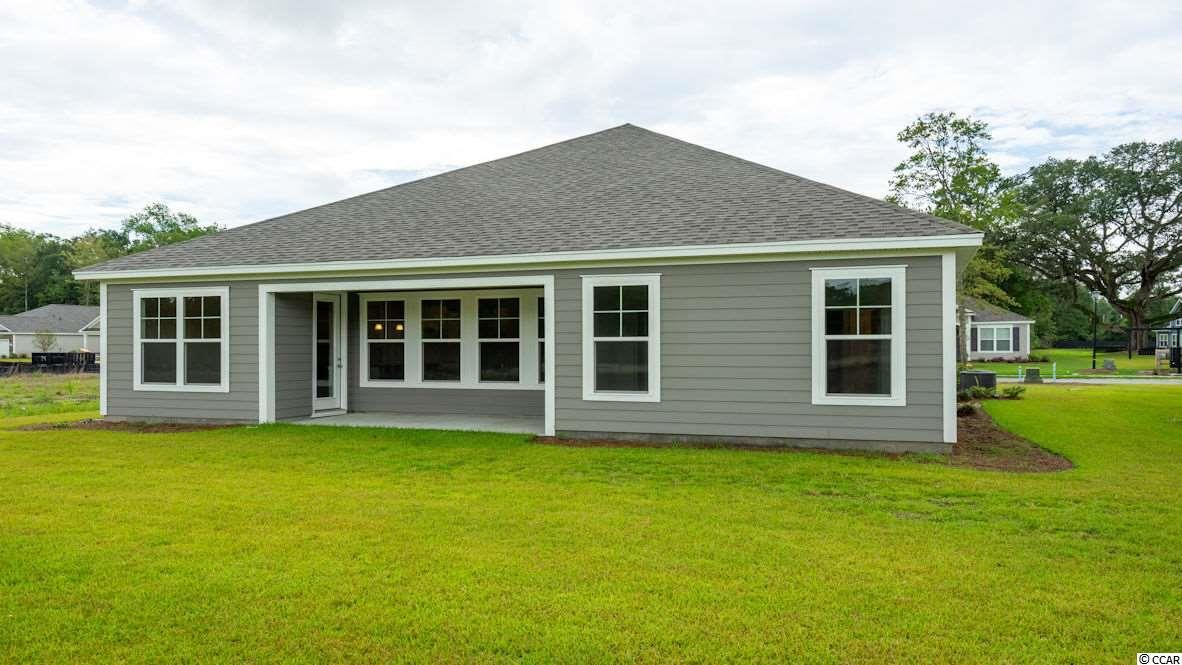 8310 Dunes Ridge Pl., Sunset Beach, NC, 28468, Cape Side Home For Sale