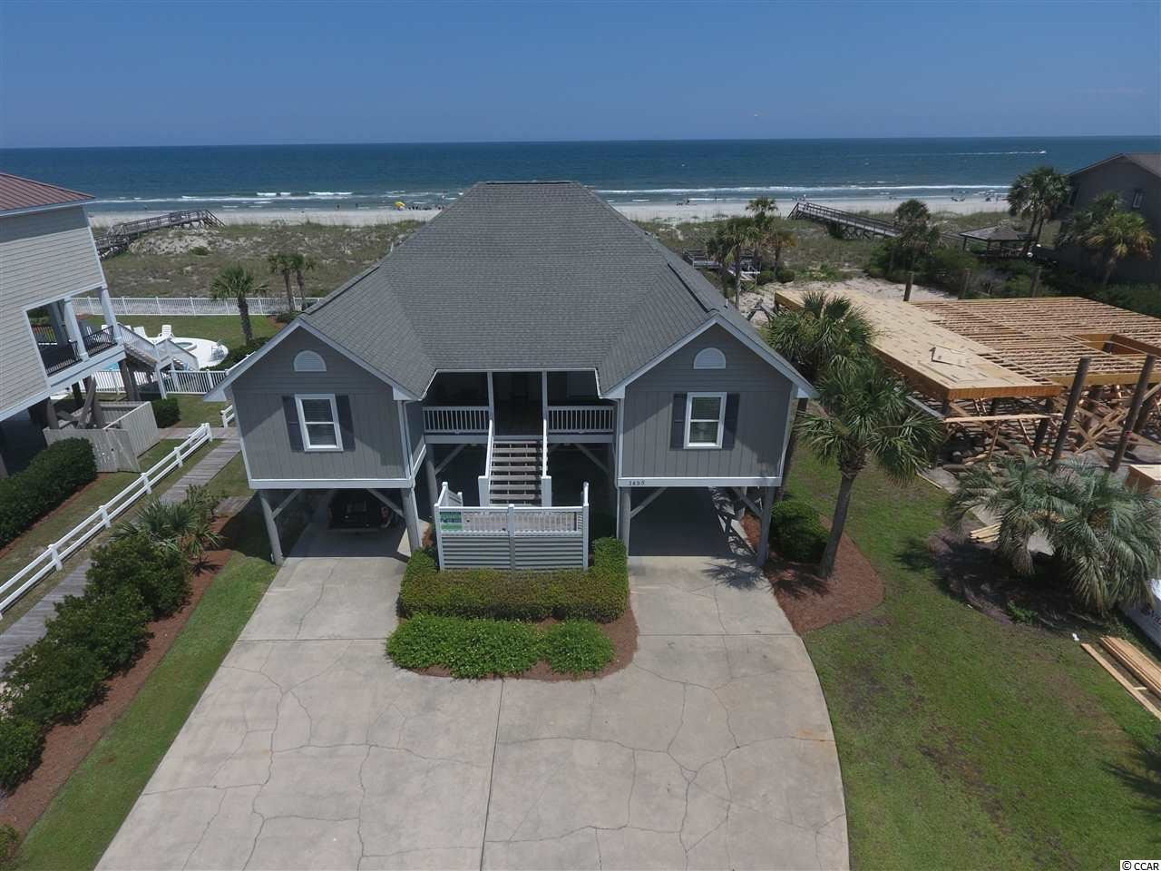1455 S Waccamaw Dr., Garden City Beach, SC, 29576, Not within a Subdivision Home For Sale