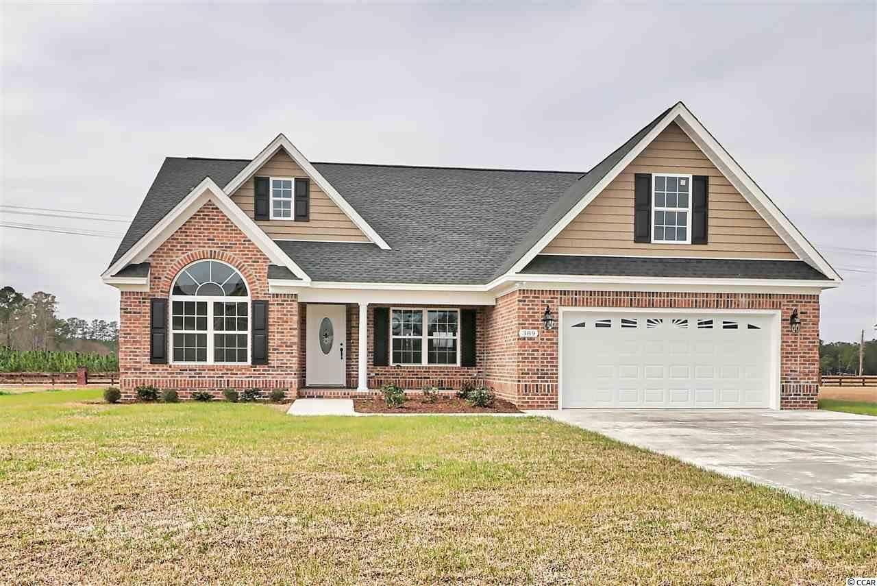 208 Grassy Meadow Ct., Aynor, SC, 29511, The Brick Yard Home For Sale