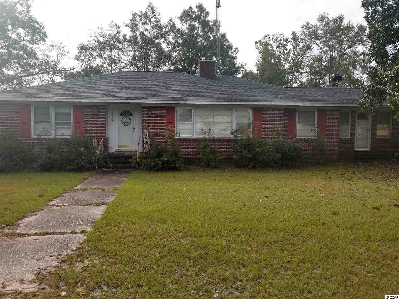 212 E Broadway St., Johnsonville, SC, 29555, Not within a Subdivision Home For Sale
