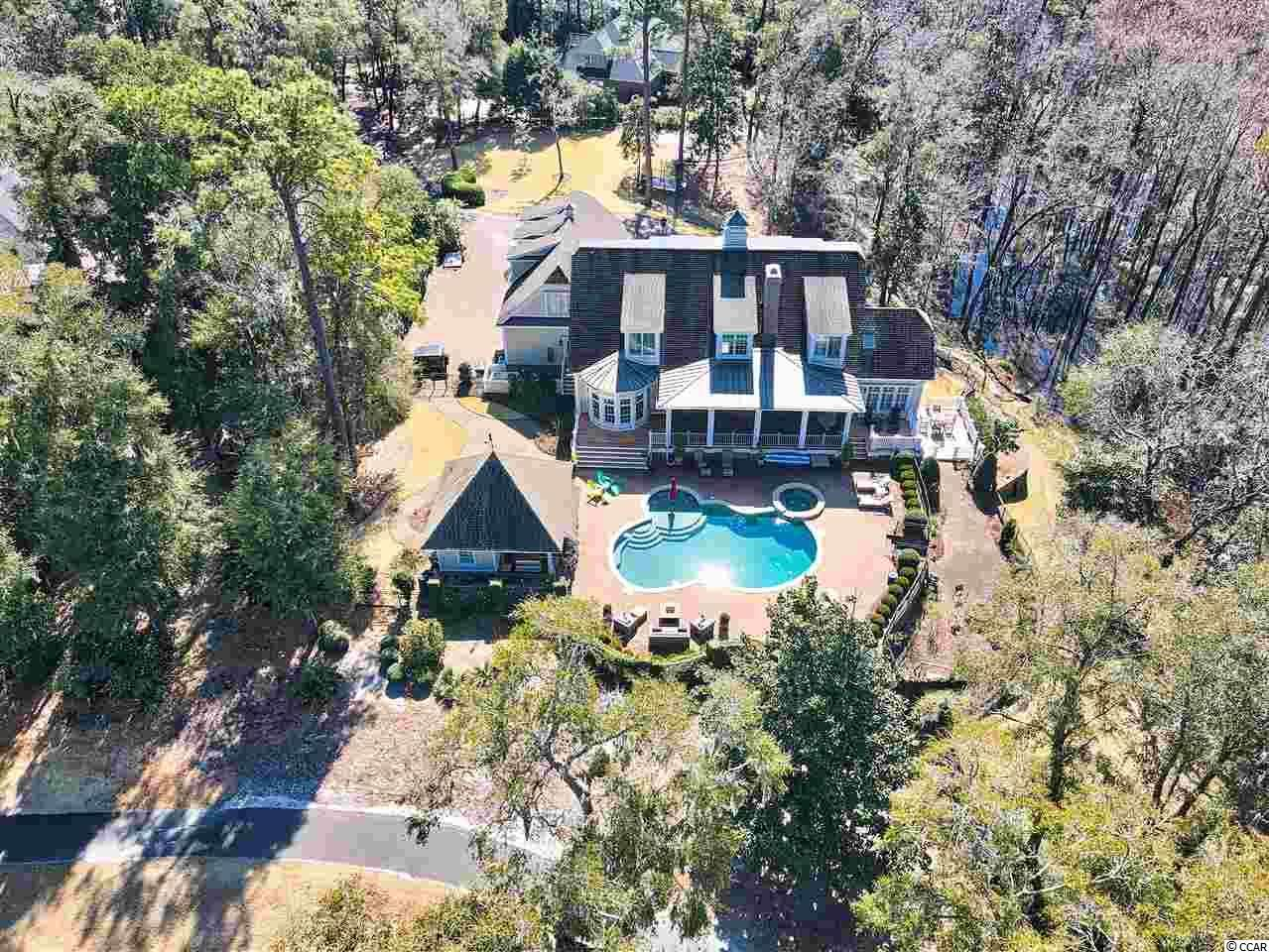 4436 Richmond Hill Dr., Murrells Inlet, SC, 29576, Wachesaw Plantation Home For Sale