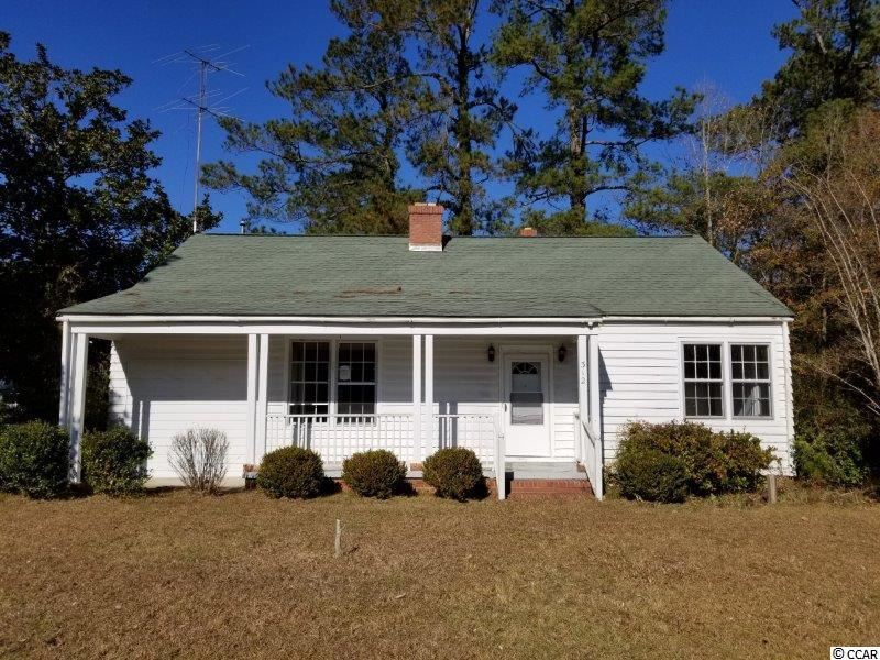 312 Gilland Ave., Kingstree, SC, 29556,  Home For Sale