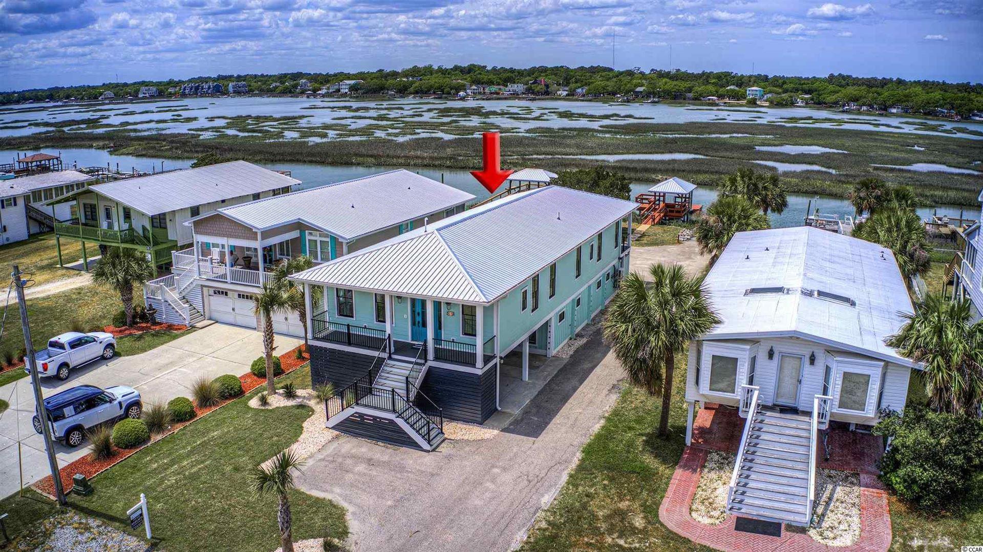 242 Dogwood Dr. S, Garden City Beach, SC, 29576,  Home For Sale