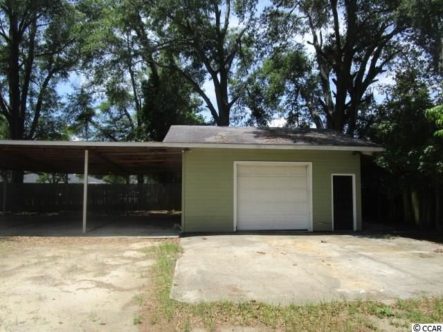 1218 Third Ave., Kingstree, SC, 29556, Not within a Subdivision Home For Sale