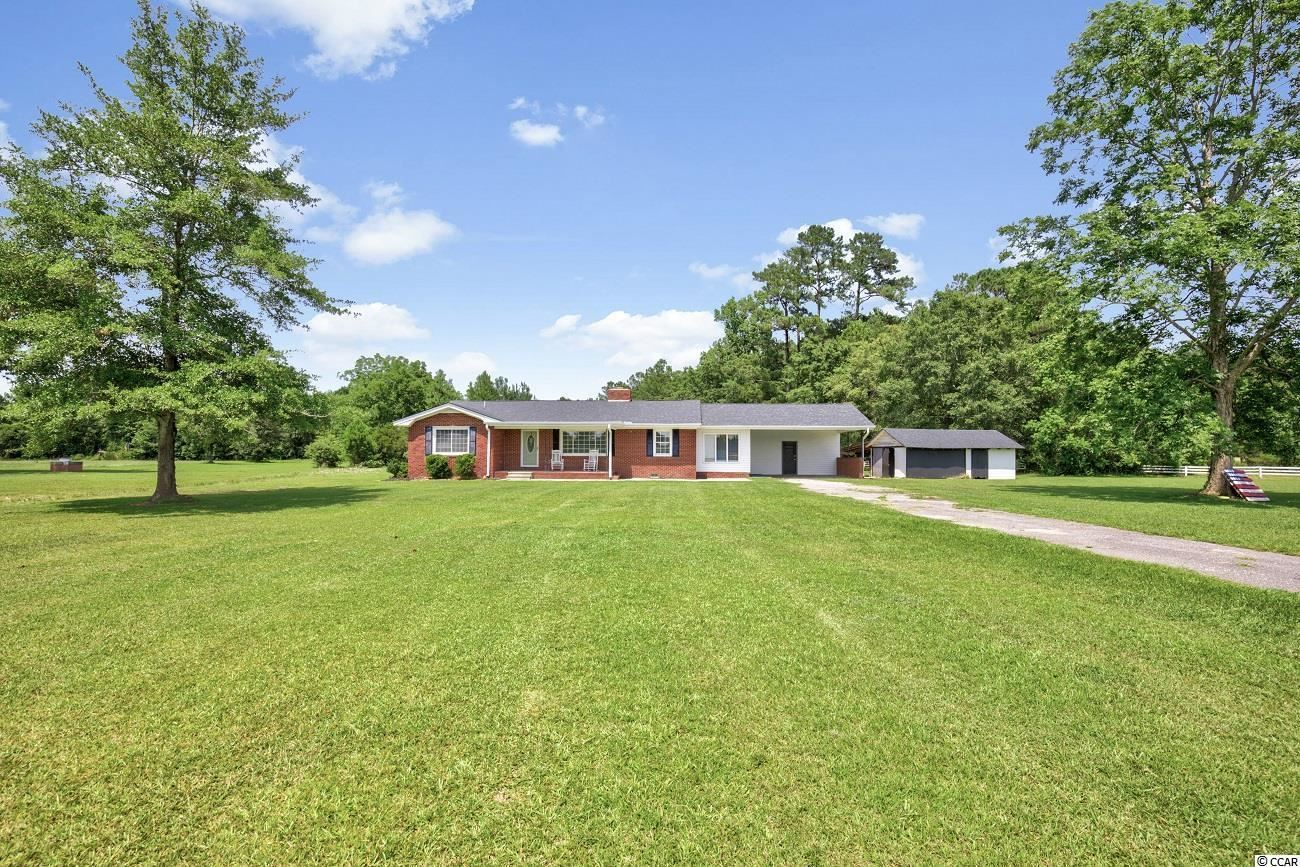 1635 Garland Cox Rd., Tabor City, NC, 28463,  Home For Sale