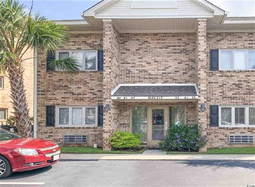 Photo of 212 Double Eagle Dr. #H-1, Surfside Beach, SC 29575 (MLS # 1914607)
