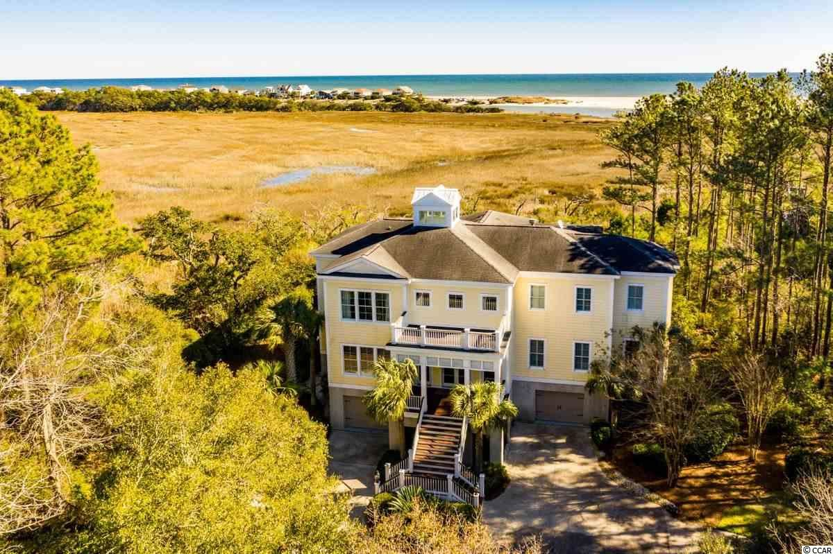 288 Tipperary Pl., Pawleys Island, SC, 29585, Prince George Ocean Home For Sale