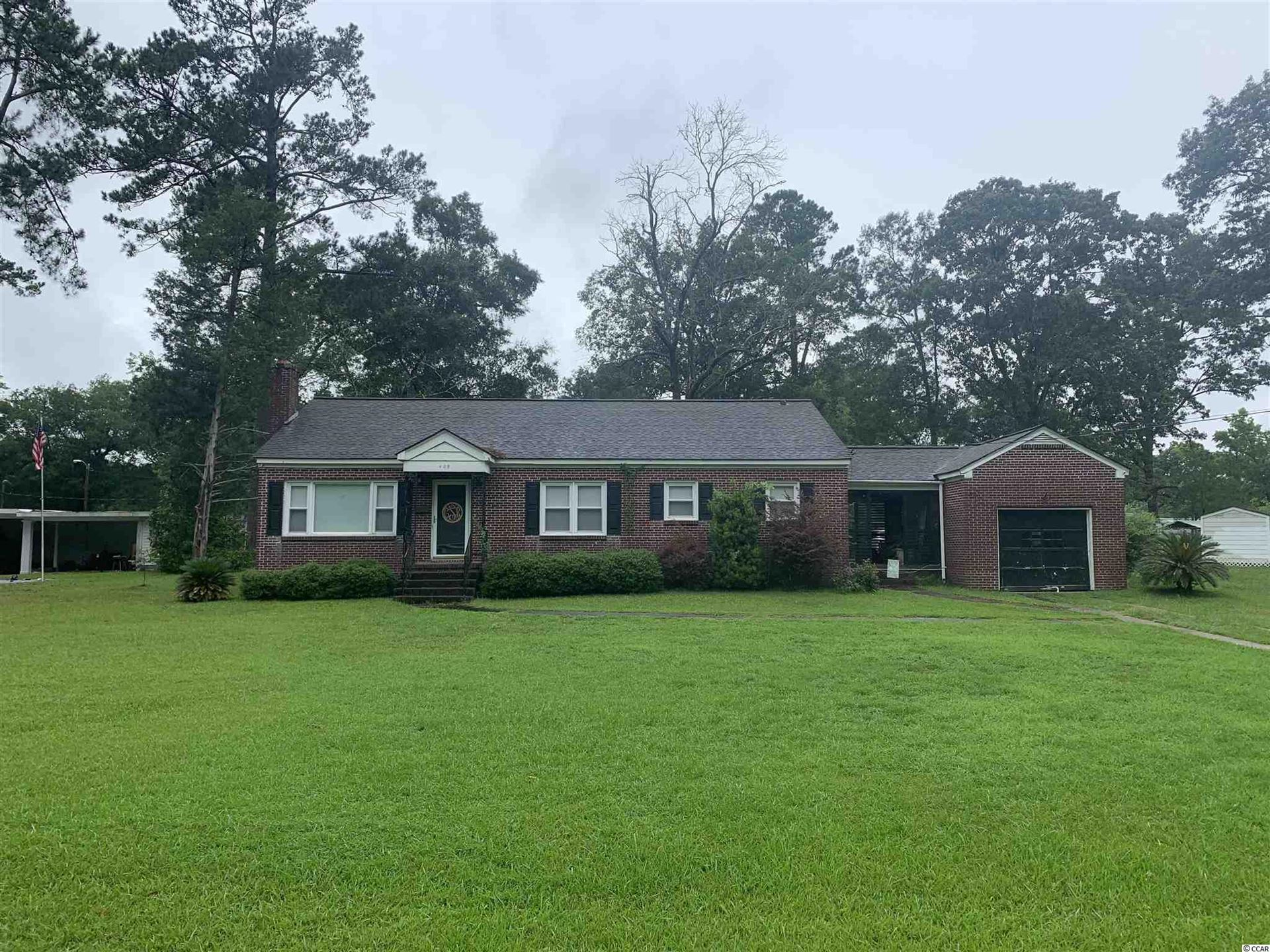 408 S Farr Ave., Andrews, SC, 29510, Not within a Subdivision Home For Sale