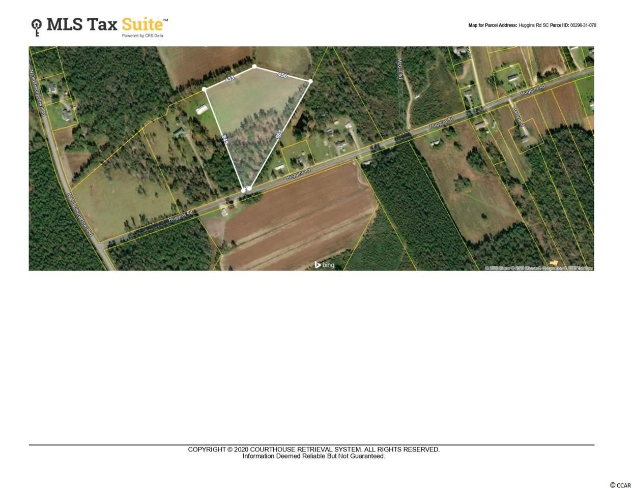 tbd Huggins Rd., Lake City, SC, 29560, Not within a Subdivision Home For Sale