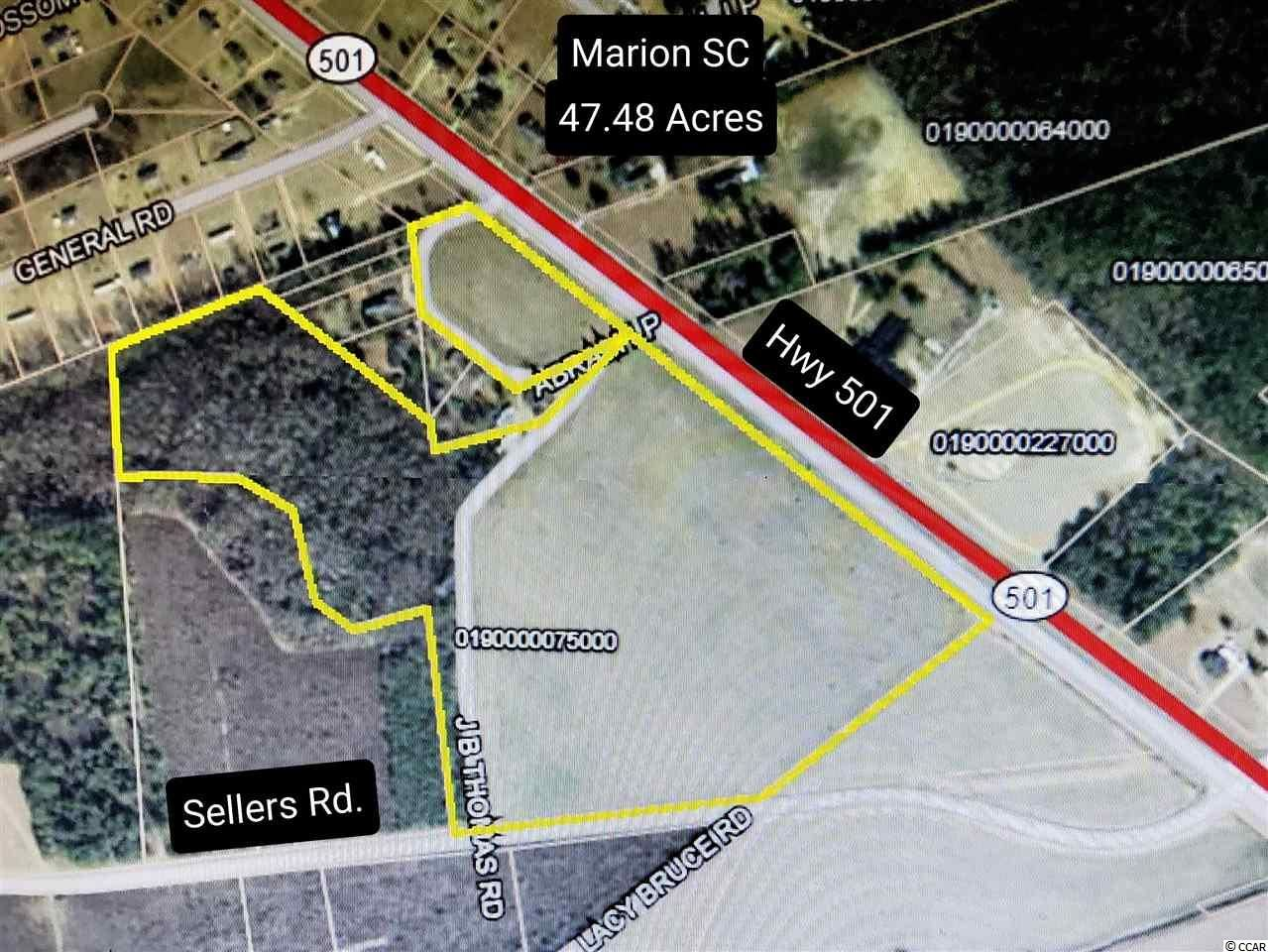 N Highway 501, Marion, SC, 29571, Not within a Subdivision Home For Sale