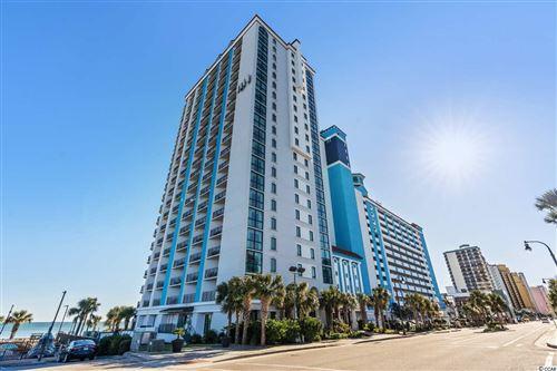 Photo of 3000 N Ocean Blvd. #322, Myrtle Beach, SC 29577 (MLS # 2016634)