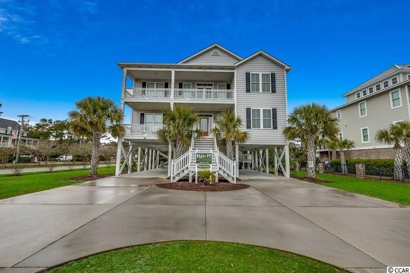 1101 N Ocean Blvd., North Myrtle Beach, SC, 29582, Tilghman Estates Home For Sale