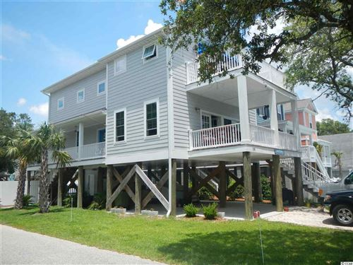 Photo of 110 N Pinewood Dr., Surfside Beach, SC 29575 (MLS # 1910639)
