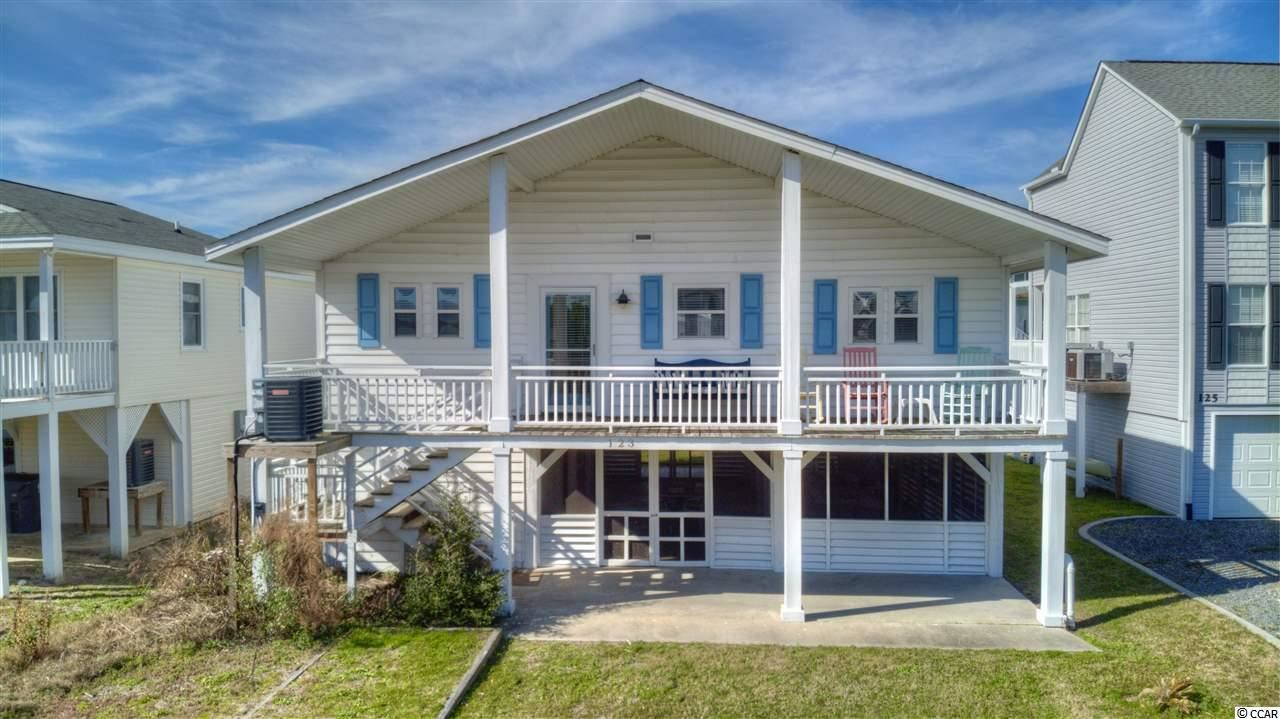 123 Fayetteville St., Holden Beach, NC, 28462, Holden Beach Island Home For Sale