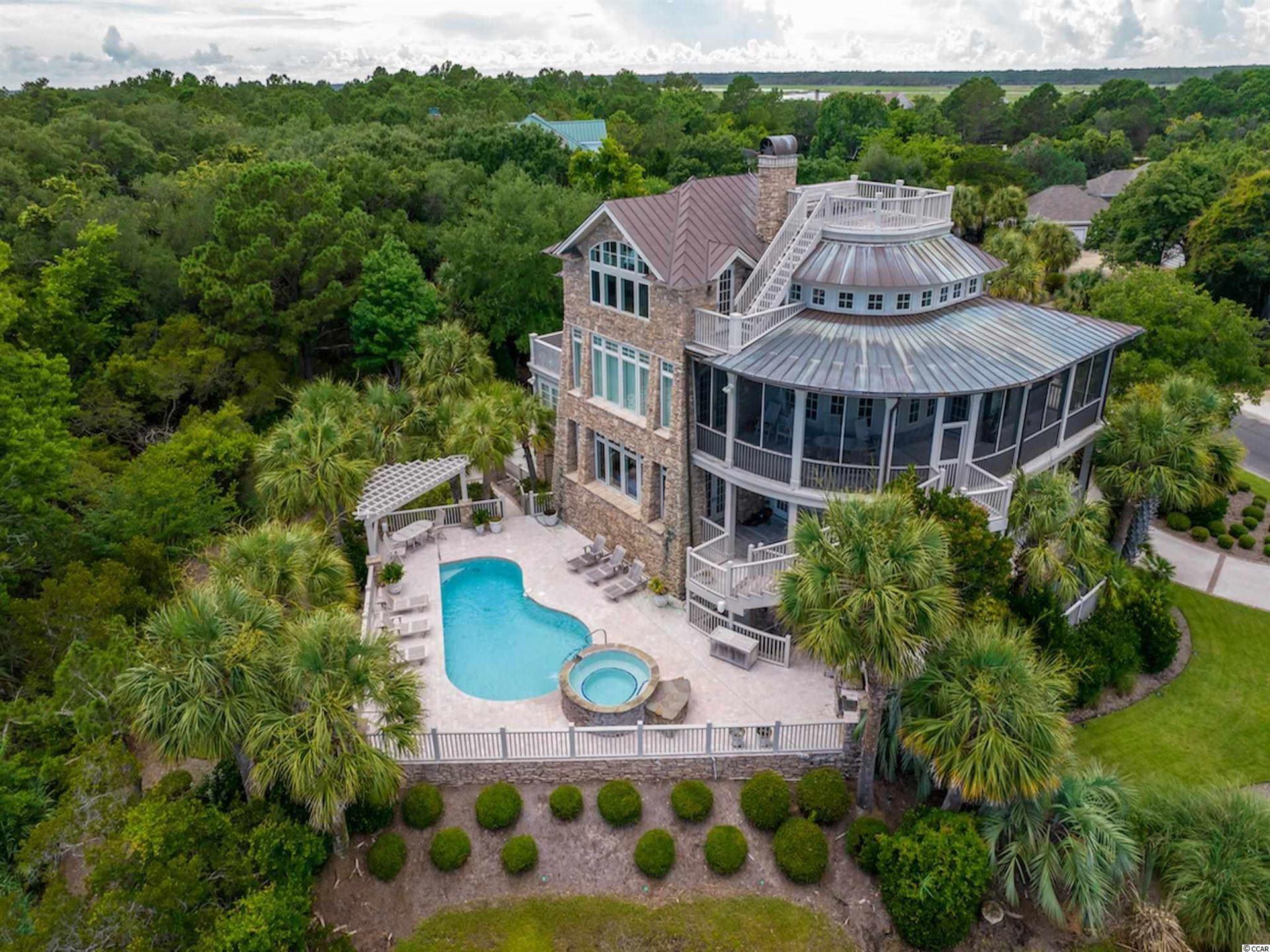 264 Ocean Green Dr., Georgetown, SC, 29440, Debordieu Colony Home For Sale