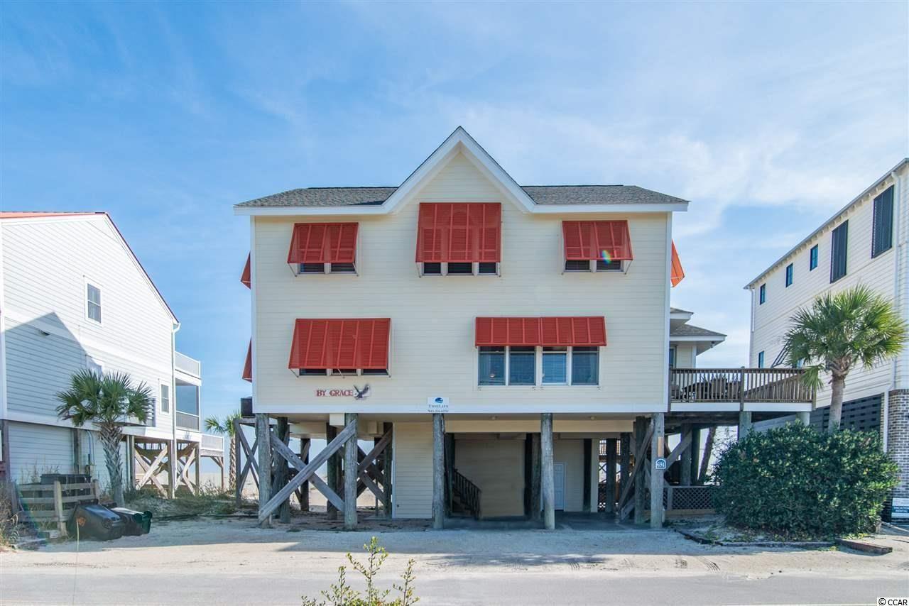 694 Springs Ave., Pawleys Island, SC, 29585, Birds Nest Home For Sale