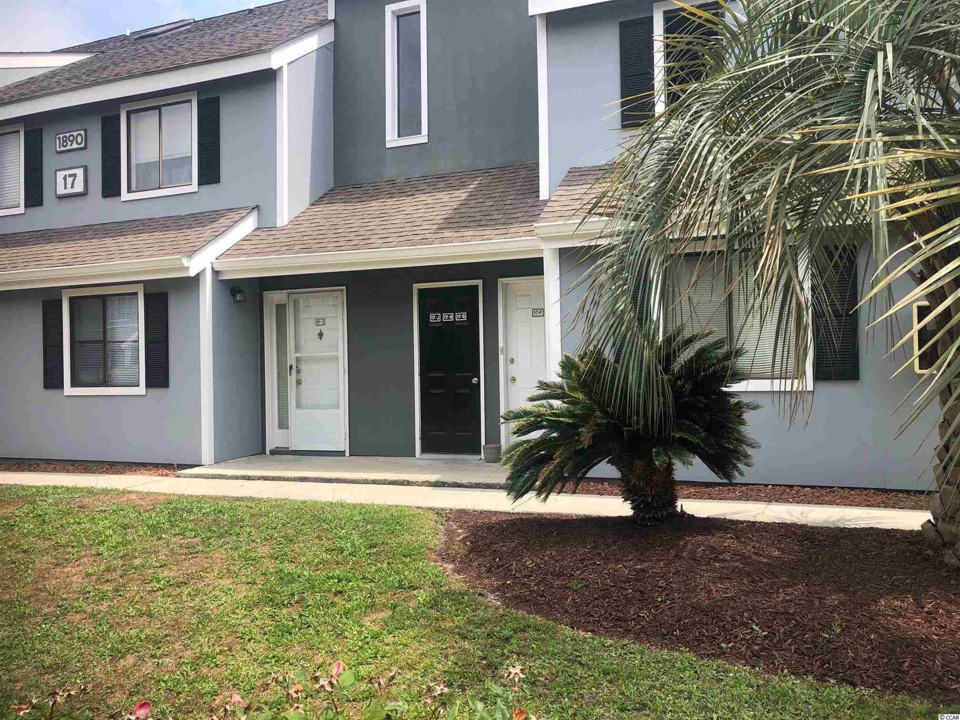 1890 Colony Dr. #17-G, Myrtle Beach, SC 29575 - MLS#: 2110644