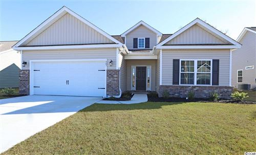 Photo of 403 Rycola Circle, Surfside Beach, SC 29575 (MLS # 1910645)