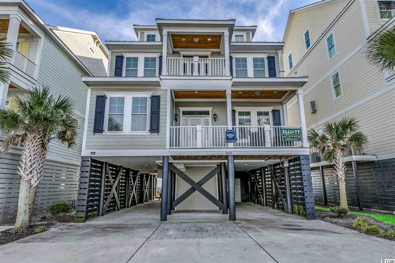 2602 North Ocean Blvd., North Myrtle Beach, SC, 29582,  Home For Sale