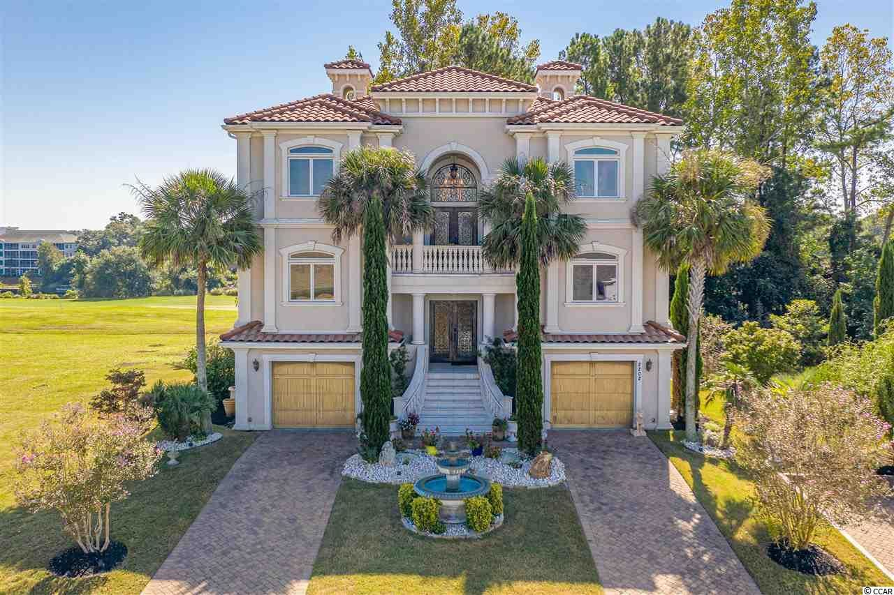 2202 Via Palma Dr., North Myrtle Beach, SC, 29582, Barefoot Resort|Tuscan Sands Home For Sale