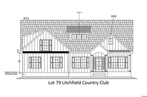 Photo of TBD Lot 79 Parkview Dr., Pawleys Island, SC 29585 (MLS # 2023651)