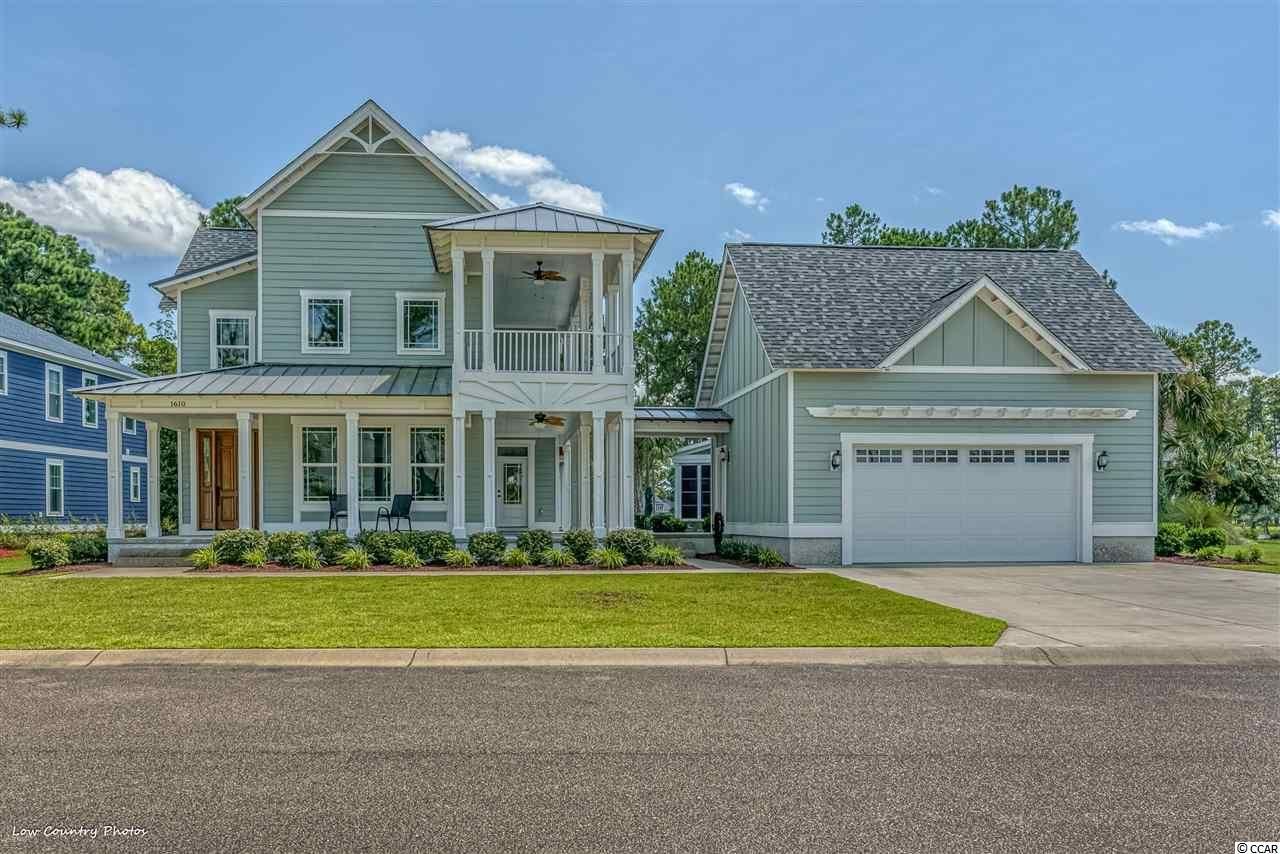 1610 Rachel Carson Pkwy., Myrtle Beach, SC, 29579, Waterbridge Home For Sale