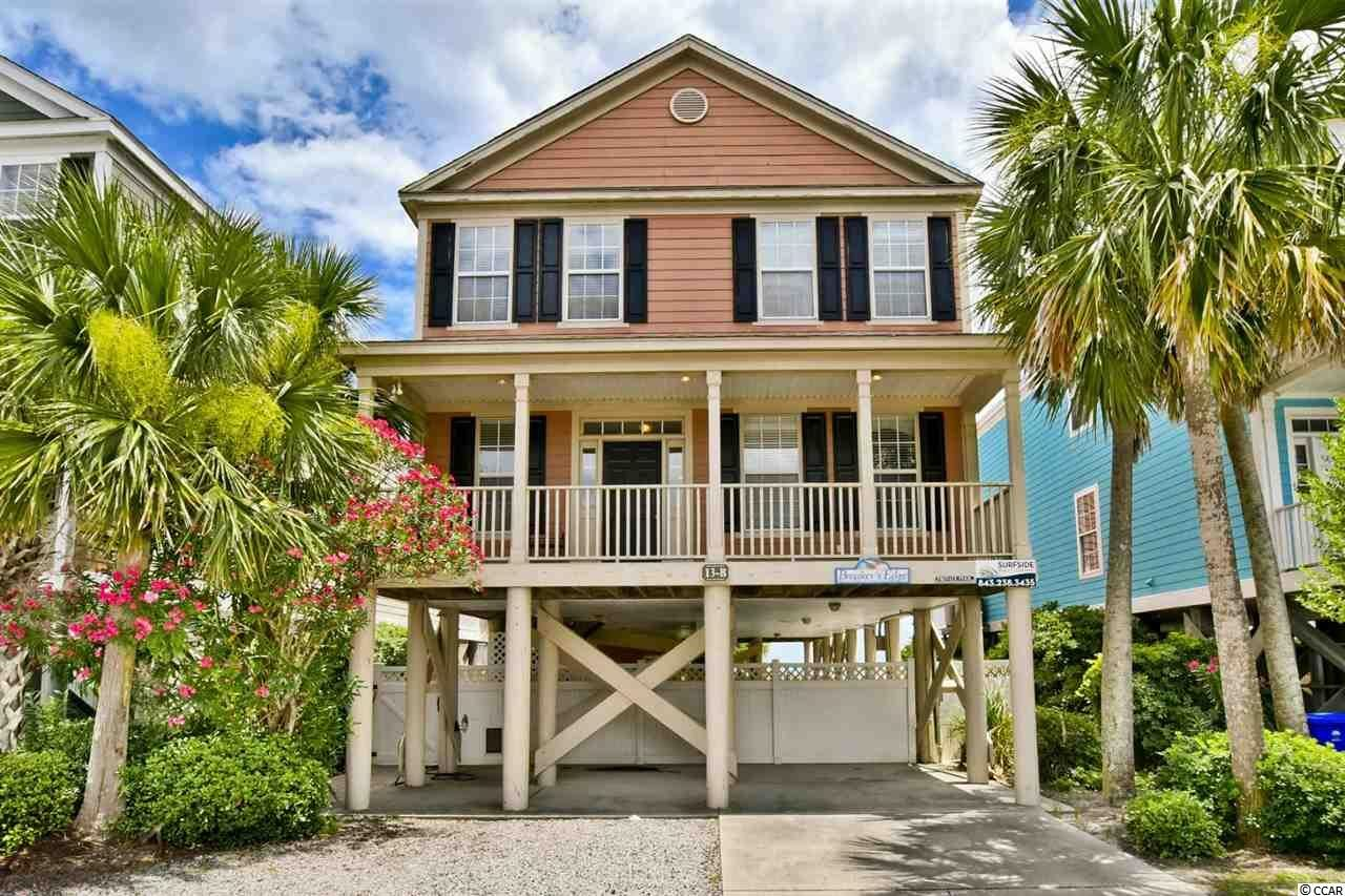 13B Seaside Dr. N, Surfside Beach, SC, 29575, Floral Beach Home For Sale