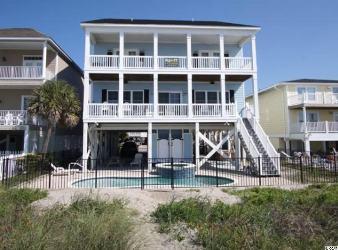 3708 N Ocean Blvd., North Myrtle Beach, SC, 29582, Not within a Subdivision Home For Sale